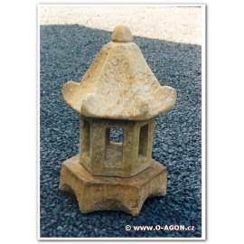 Japonská lampa XV.