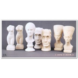 Mužská hlava
