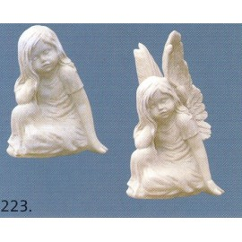 Andílek děvčátko