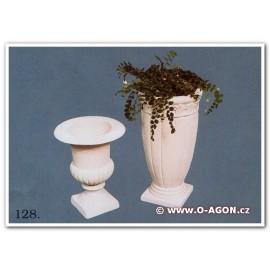 Váza (vlevo)