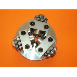 Pemrlice rotační s nastavitelnými hroty I.
