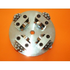 Pemrlice rotační s nastavitelnými hroty II.